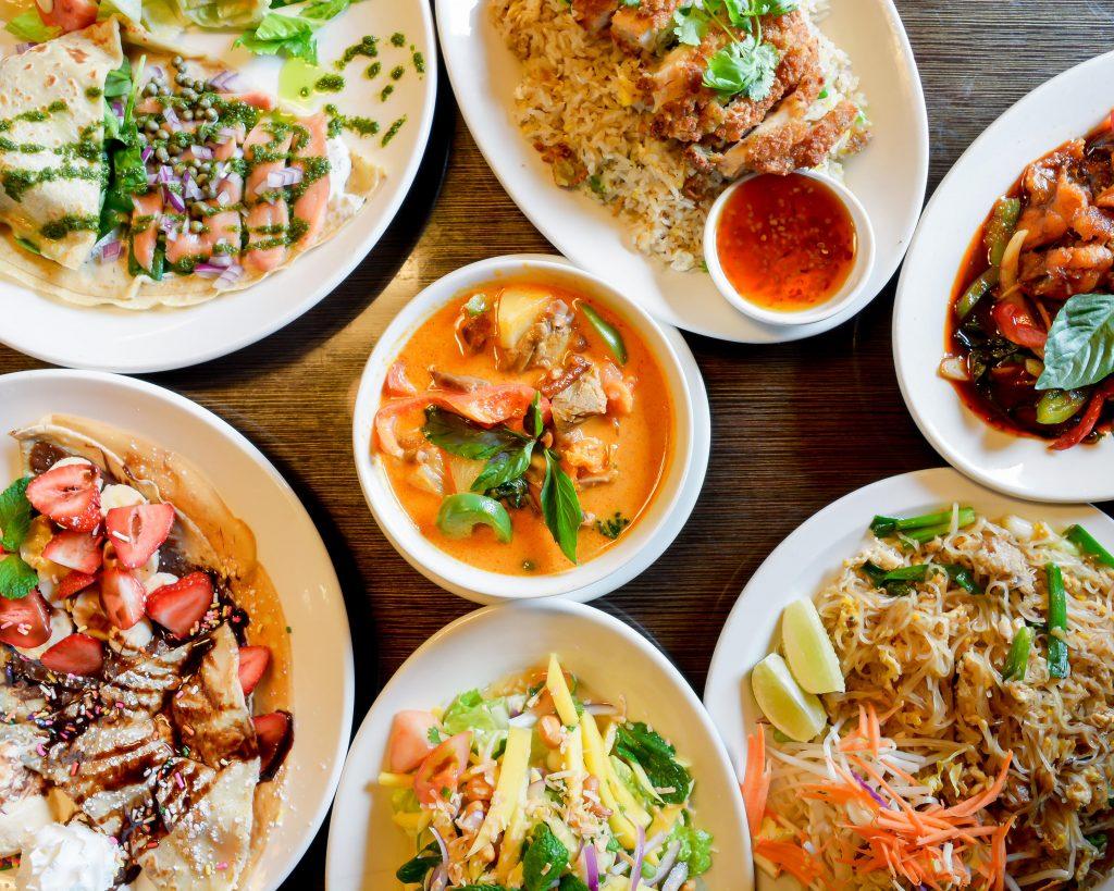 Thai Cafe Milpitas Menu