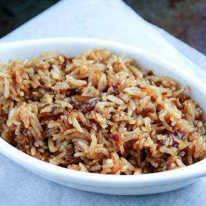 Thai brown rice